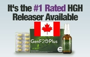 GenF20 Plus HGH Releaser in Canada