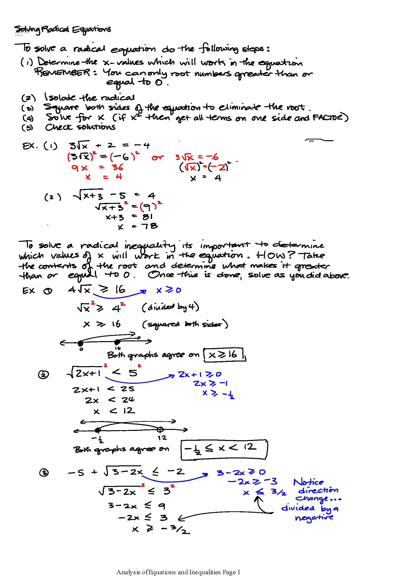 solving linear equations essay These symbols are employed in quadratic equations moreover, solving linear inequalities is almost the same when solving linear  list of possible essay s:.