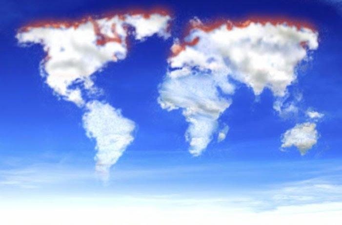 La Nube está en la Tierra