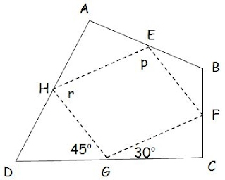 Geometry of Lines and Polygons EQAO Practice Questions 9
