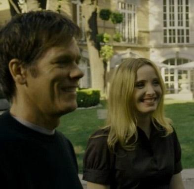 Kevin Bacon junto a Julie Delpy