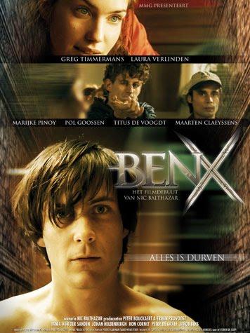 Afiche de Ben X