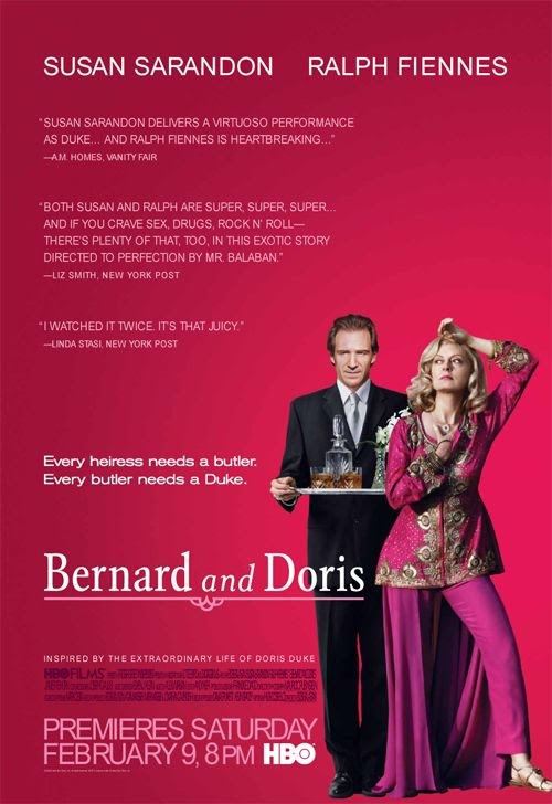 afiche de Bernanrd and Doris