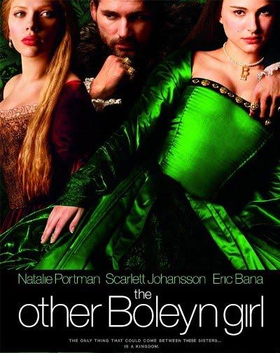 afiche de Las hermanas Bolena
