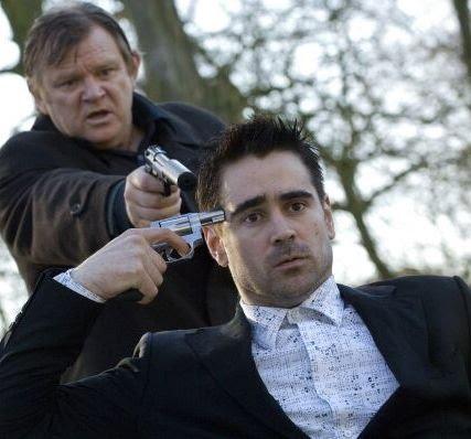 Ken (Brendan Gleeson) y Ray (Colin Farrell) forman la típica dupla de rufianes