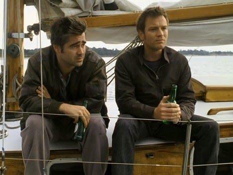 Ewan McGregor y Colin Farrell, abordo del Cassandra
