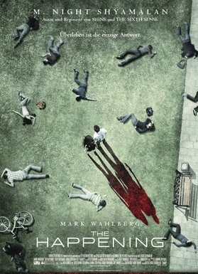 Afiche de The happening