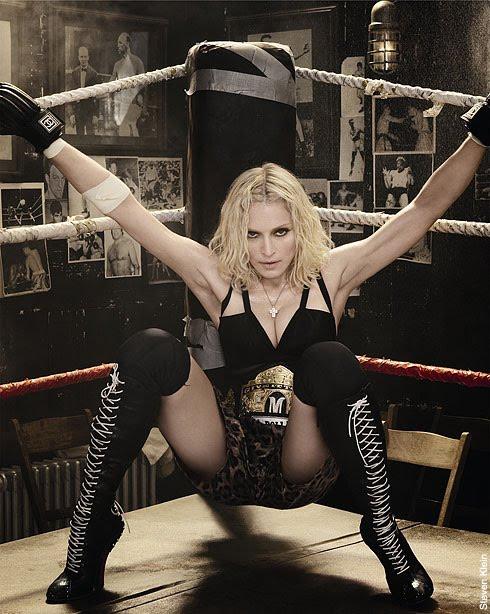 Madonna y su estrategia de la provocación