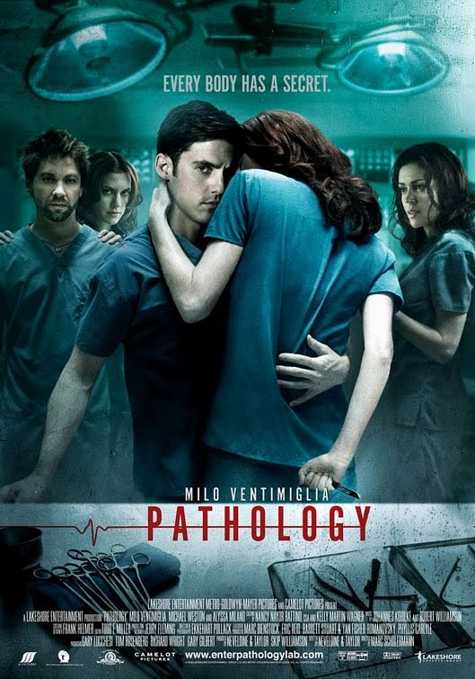 afiche de Pathology