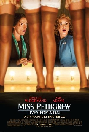 Afiche de Miss Pettigrew Lives for a Day