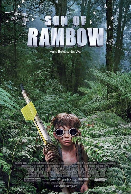 Afiche de Son of Rambow
