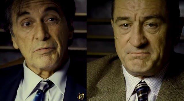 Pacino y De Niro se vuelven a juntar