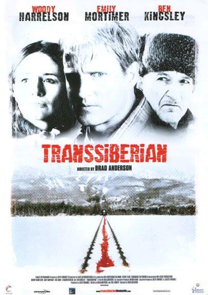 Afiche de Transsiberian