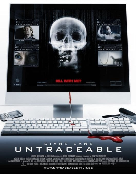 Afiche de Untraceable