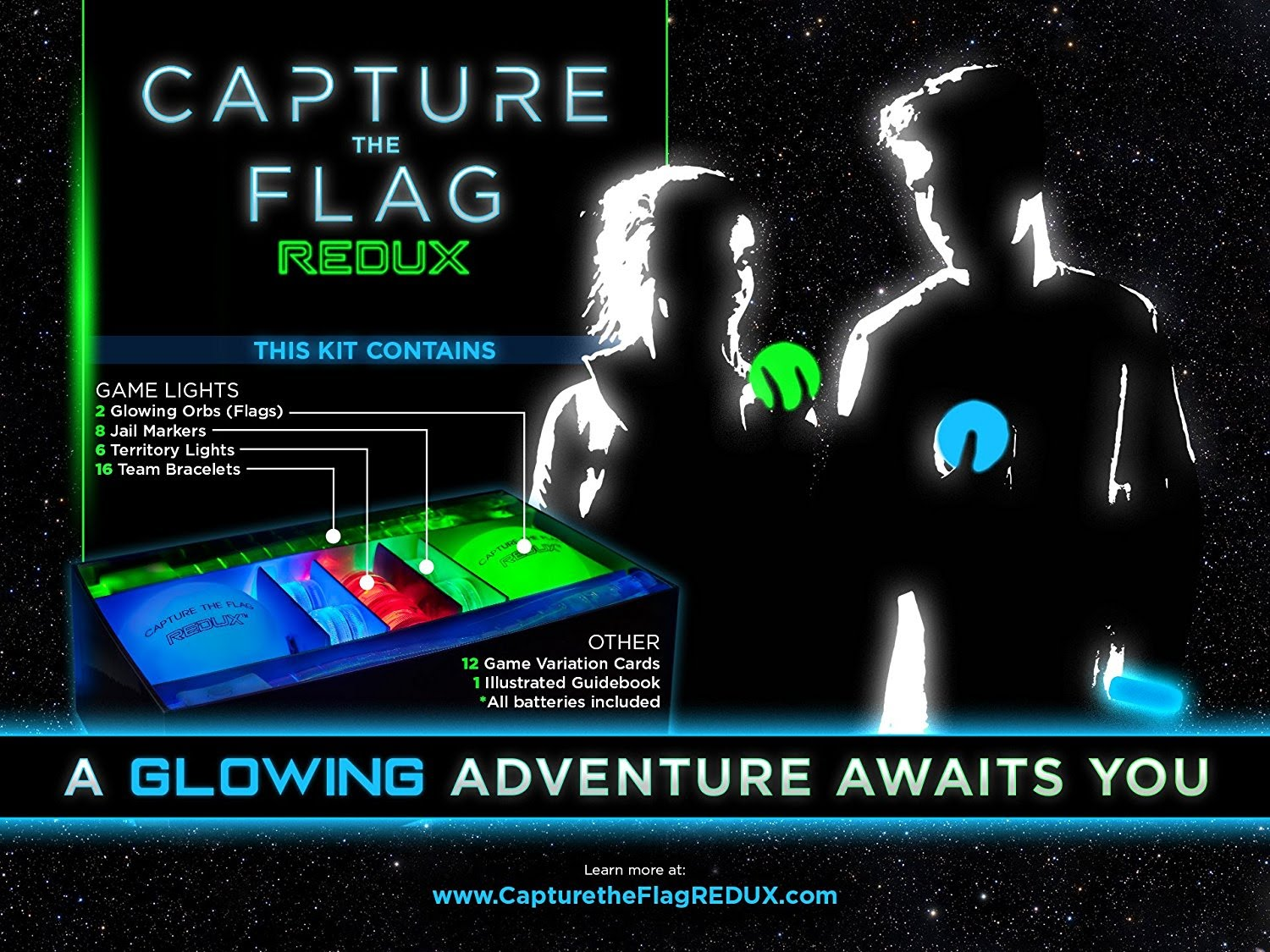 Capture the Flag REDUX Coupon Codes - 50% off Capture the