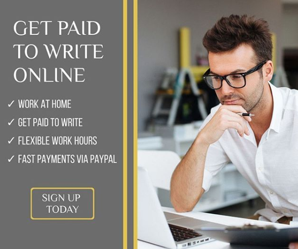 book writing jobs from home