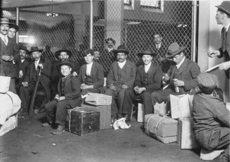 Control by Prohibition - Prohibition & Immigration in the Gilded Age
