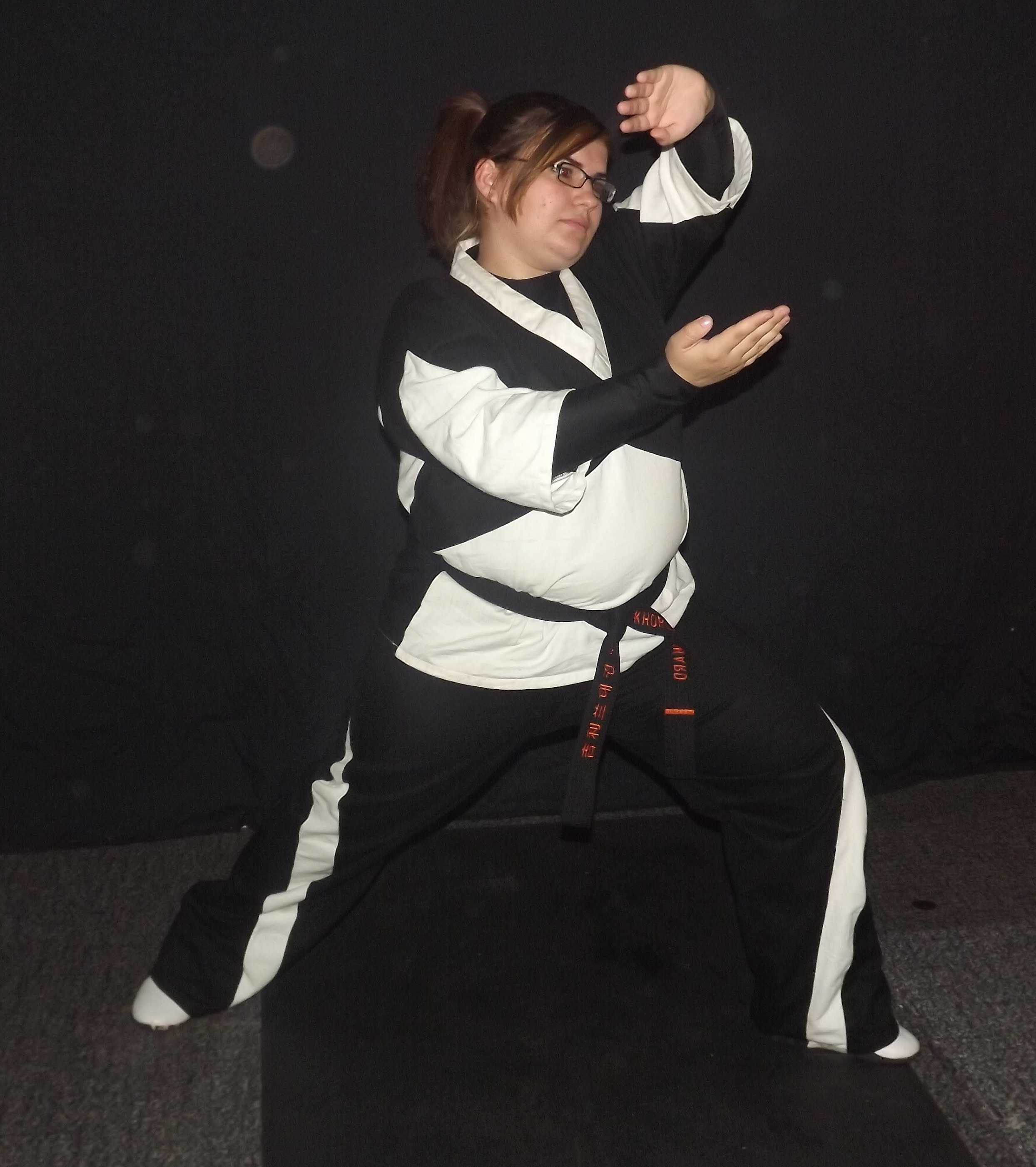 Arch Angel Demo Team - Gilliland's Tae Kwon Do Center