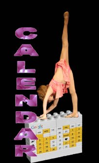 Ginger Brown's Academy of Performing Arts Calendar