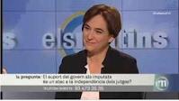http://www.ccma.cat/tv3/alacarta/els-matins/colau-les-querelles-son-una-autentica-anomalia-democratica/video/5557220/