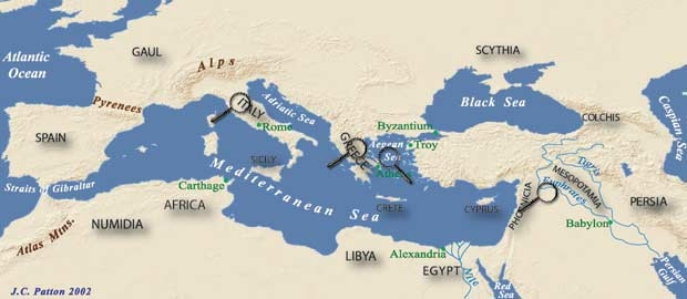 Part 2 a timeline of ancient history it includes civilizations located around the mediterranean such as ancient minoan mycenaean greek hellenistic roman it also covers early christian sciox Image collections