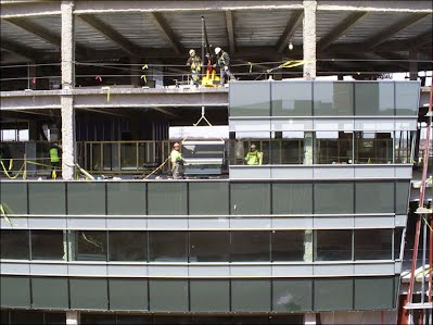 Installation Equipment - Glass Curtain Wall Installation