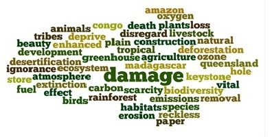 a discussion on the issue of deforestation in america Deforestation is therefore the hidden cause of climate  a discussion  in  tropical latin american countries, landless peasants who convert public  forestlands.