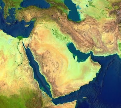 Maps: Middle East   GLOBAL STUDIES 9 for Rabbits