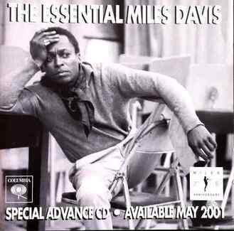MILES DAVIS - The Essential Miles Davis Cd