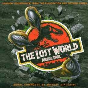 ORIGINAL SOUNDTRACK - Lost World (sony Playstation Game Soundtrack Cd)