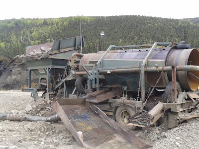 gold recovery machine