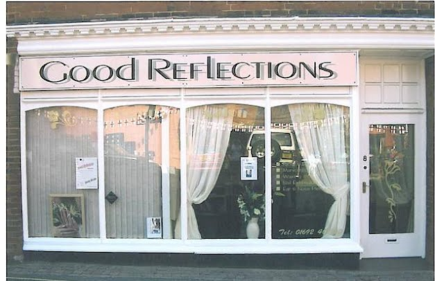 Good reflections beauty salon for Good sites to shop online