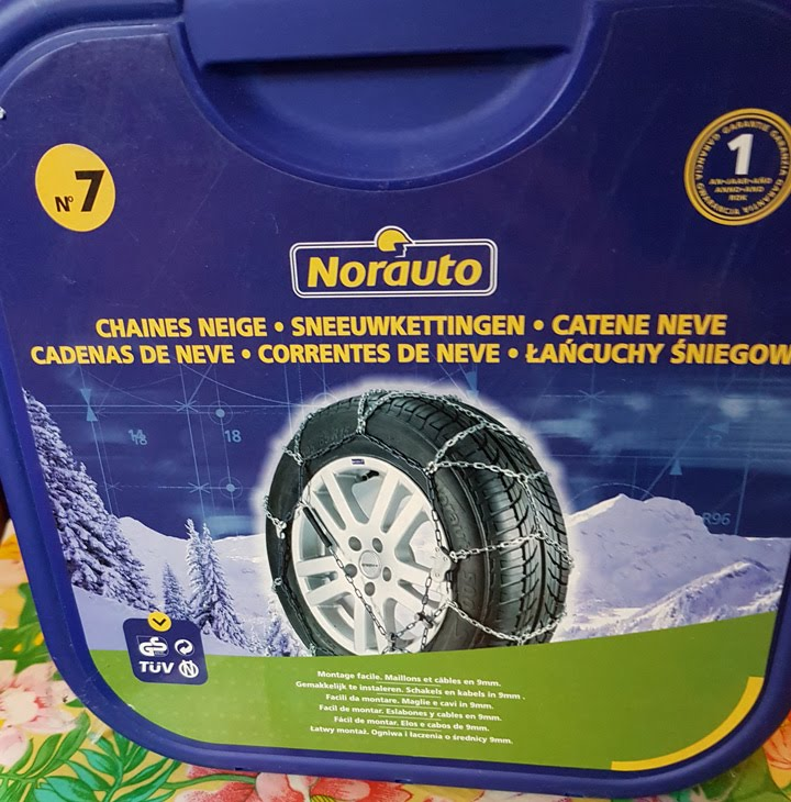 À N°7 Chaines Norauto Grandmorin Ventes Neige VqzpGULMS