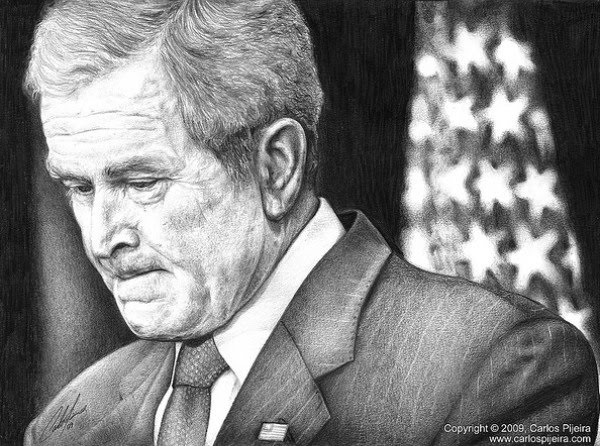 Famous Portrait Drawings