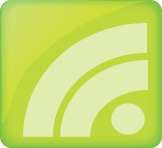 Green RSS Icon by Valentina Olini