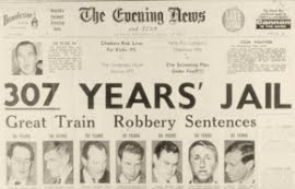 nature of the crime the great train robbery of 1963 great train