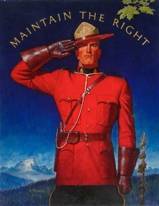 http://en.wikipedia.org/wiki/Royal_Canadian_Mounted_Police