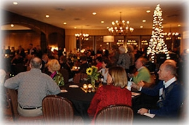 Over 250 guests were on hand for the Jan. 23 Salut! event.