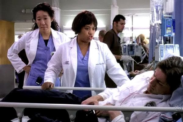 grey s anatomy essay Free essay: sharon lan eng 104 terry bening 22 may 2012 the anatomy of grey when times get tough and the only way to survive is to keep fighting, there are.