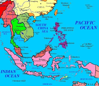 geographical map of asia Environment and the People   group 2 angkor