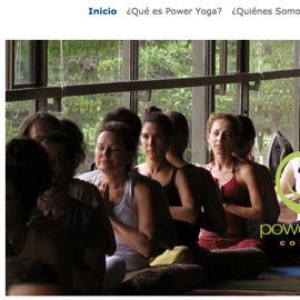 Power Yoga Colombia