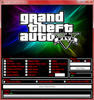 gta 5 hack no survey