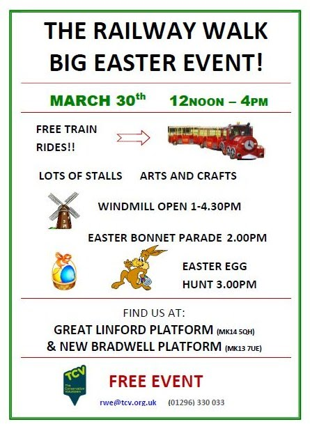 Easter Event 30th March