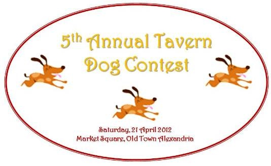 5th Annual Tavern Dog Contest
