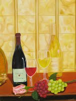 Wine, red, white, grapes, winery