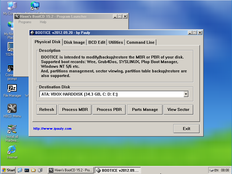 bootmanager pro 3.01