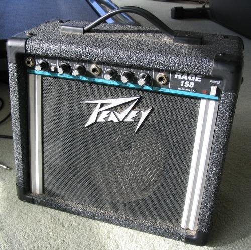 Peavey Rage 158 Manual Pdf Download