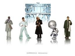 Main Characters , The Hitchhiker\u0027s Guide to the Galaxy