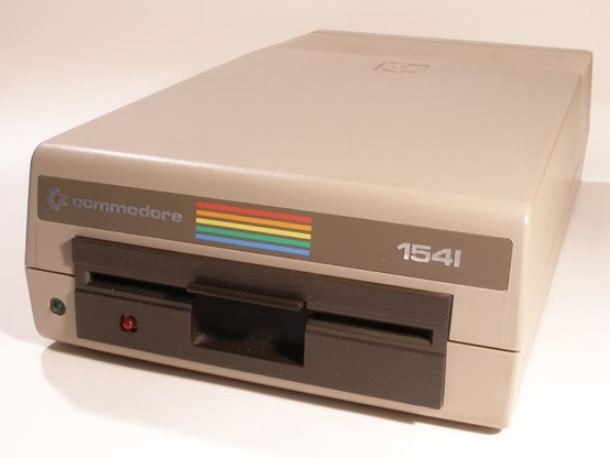 Picture of Commodore 1541 Disk Drive