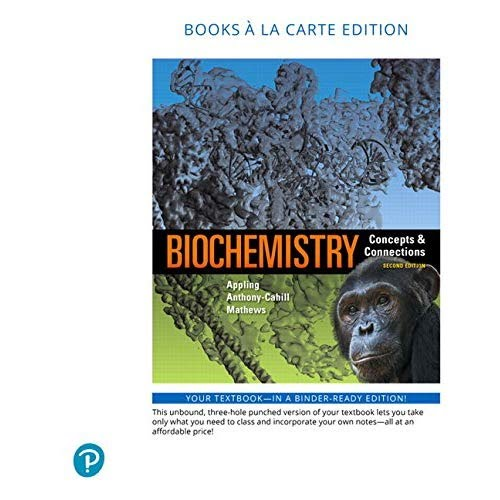 Download biochemistry concepts and connections books a la carte biochemistry concepts and connections books a la carte edition 2nd edition ebook fandeluxe Image collections